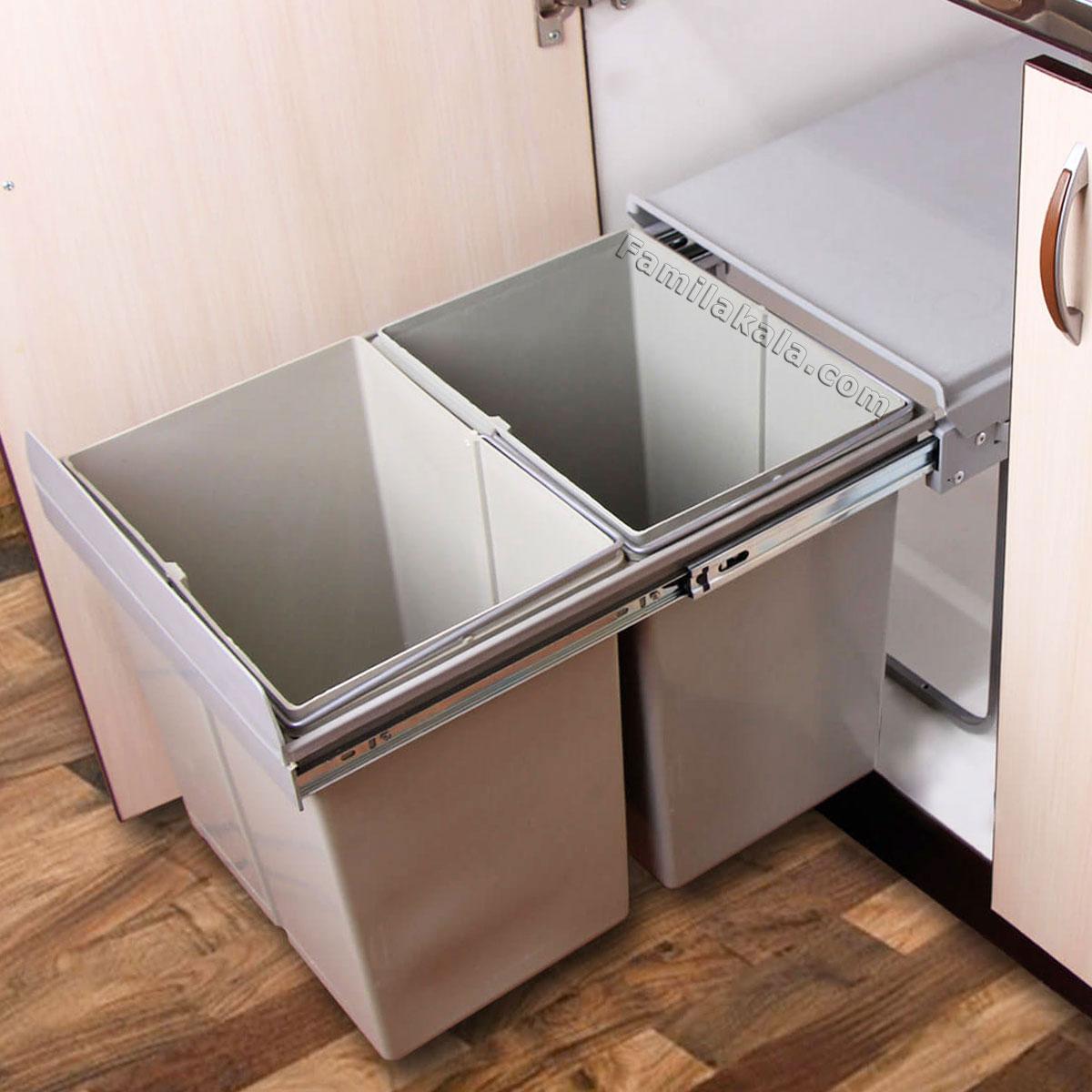 راهنمای خرید سطل زباله درون کابینتی