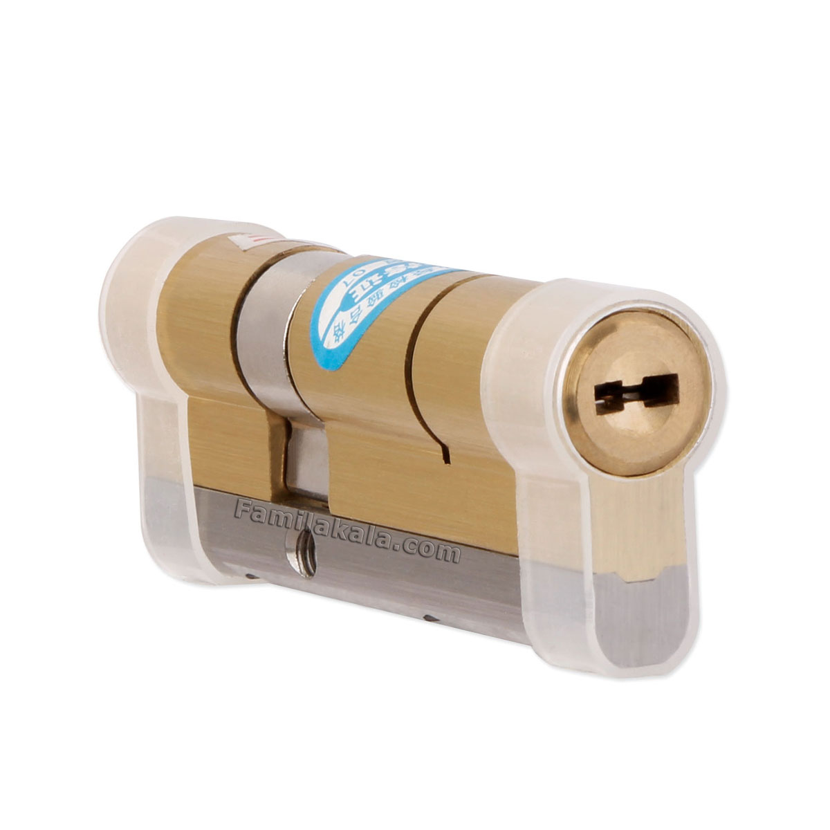سیلندر قفل درب ضد سرقت