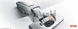 لولای کلیپ تاپ بلوموشن 110 درجه بلوم