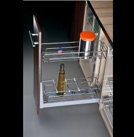 سبد ریلی مواد شوینده بهینه مدل ایتالیا طرح جدید یونیت 15 سانت
