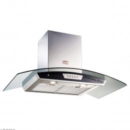 هود آشپزخانه استیل البرز شومینه ای مدل SA102