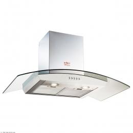 هود آشپزخانه استیل البرز شومینه ای مدل SA101