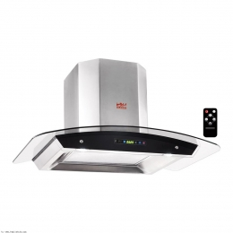 هود آشپزخانه استیل البرز شومینه ای مدل SA106