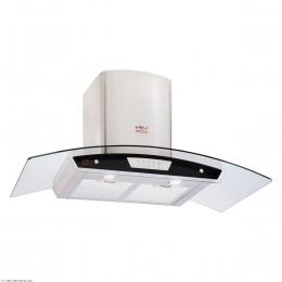 هود آشپزخانه استیل البرز شومینه ای مدل SA108