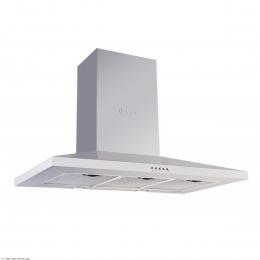 هود آشپزخانه بیمکث مدل شومینه ای B7002U استیل