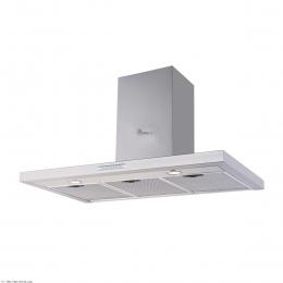 هود آشپزخانه بیمکث شومینه ای مدل B7004U استیل