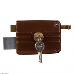 قفل درب حیاط برقی ایزو