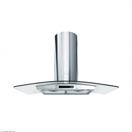 هود آشپزخانه اخوان شومینه ای مدل H20 استیل