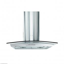 هود آشپزخانه اخوان شومینه ای مدل H10 استیل