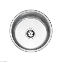 سینک ظرفشویی استیل البرز توکار مدل 170