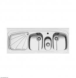 سینک ظزفشویی اخوان روکار مدل 57