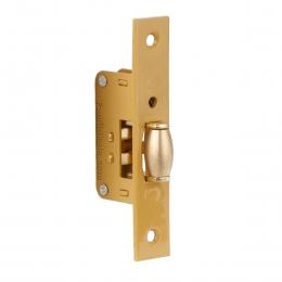 قفل درب کمد غلتکی 2/5 سانت مدل 044 طلایی