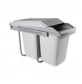 سطل زباله دو مخزنه فراسازان
