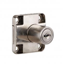 قفل درب کمد و کابینت یک پله مدل زبانه کوتاه