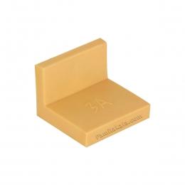 گونیا کابینت روکش دار زرد 4/1*4/6 سانت