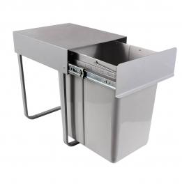سطل زباله تک مخزنه ریلی مدل 814 متوسط