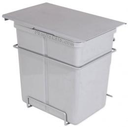 سطل زباله دربازشو تک مخزنه مدل817 متوسط